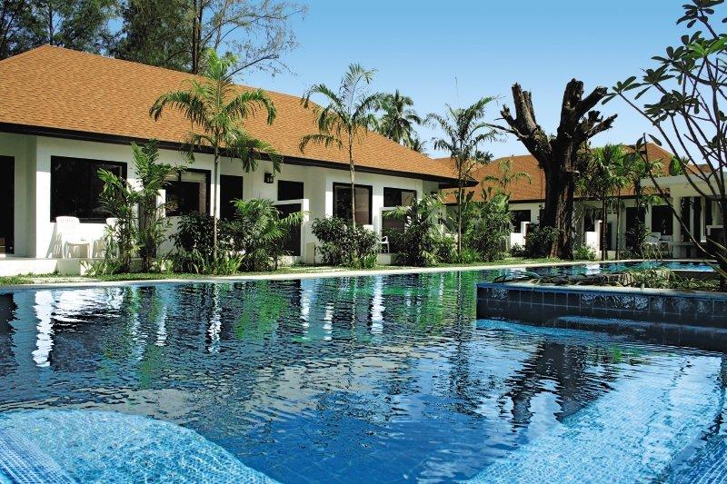 Nai Yang Beach ResortPool