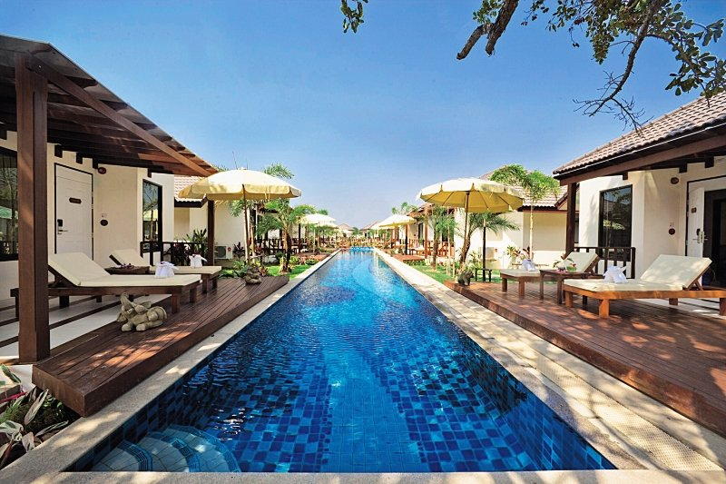 Pinnacle Grand Jomtien Resort & SpaPool
