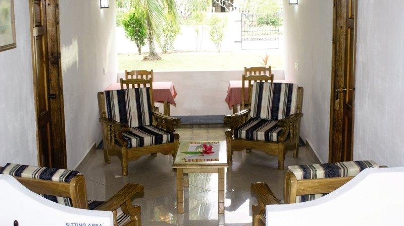 Beach Villa GuesthouseLounge/Empfang