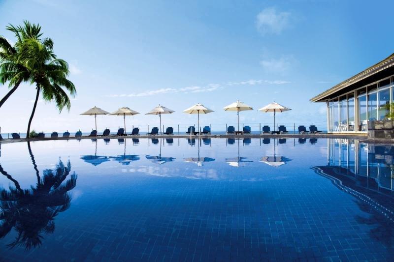 Coco de Mer Hotel & Black Parrot SuitesPool