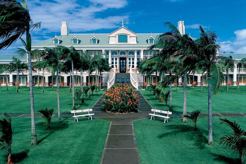 Sugar Beach Golf & Spa ResortAuߟenaufnahme