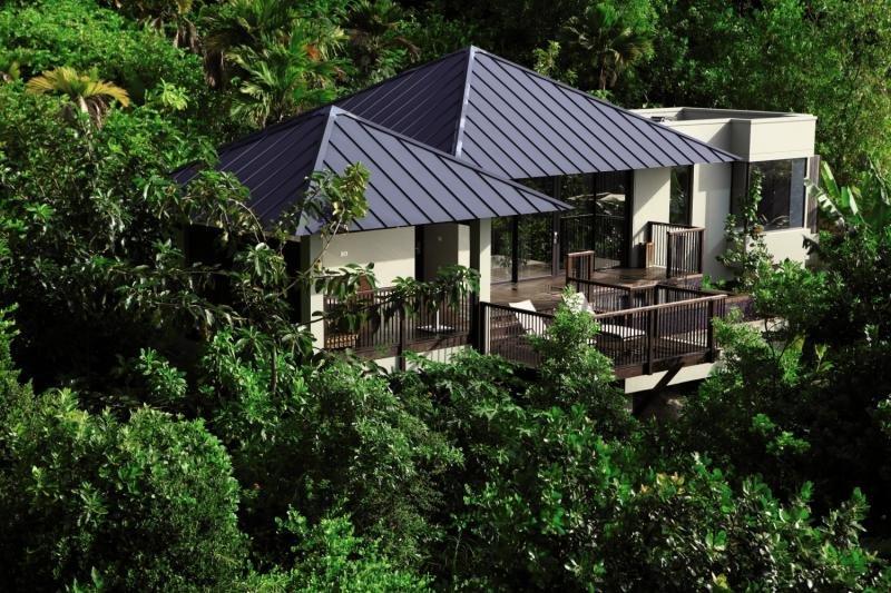 Raffles SeychellesGarten