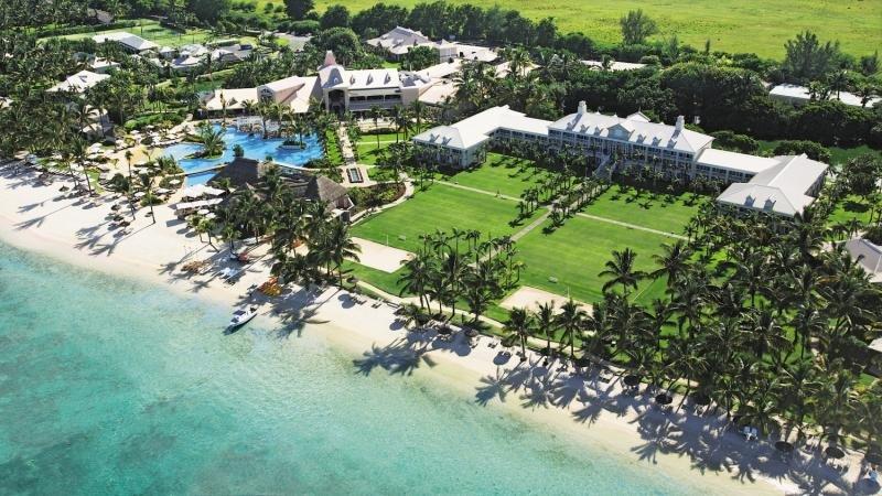 Sugar Beach Golf & Spa ResortGarten