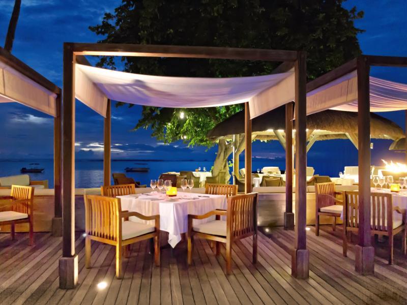 Hilton Mauritius Resort & SpaTerasse