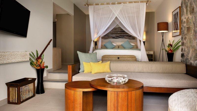 Kempinski Resort SeychellesWohnbeispiel