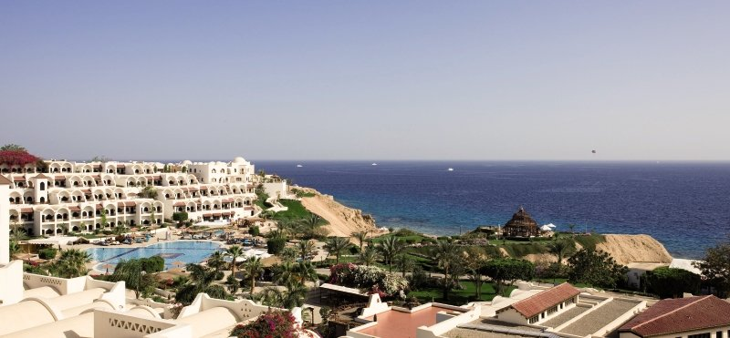 Mövenpick Sharm el SheikhAuߟenaufnahme