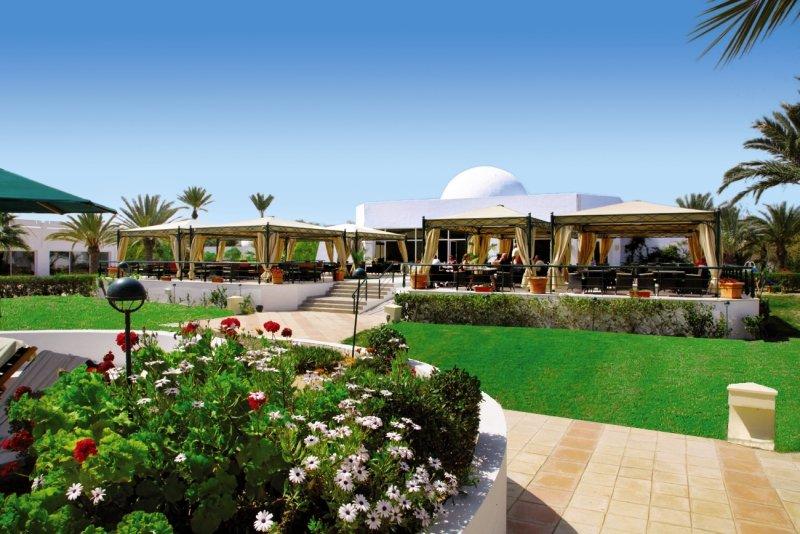 lti Djerba Plaza Thalasso & SpaGarten