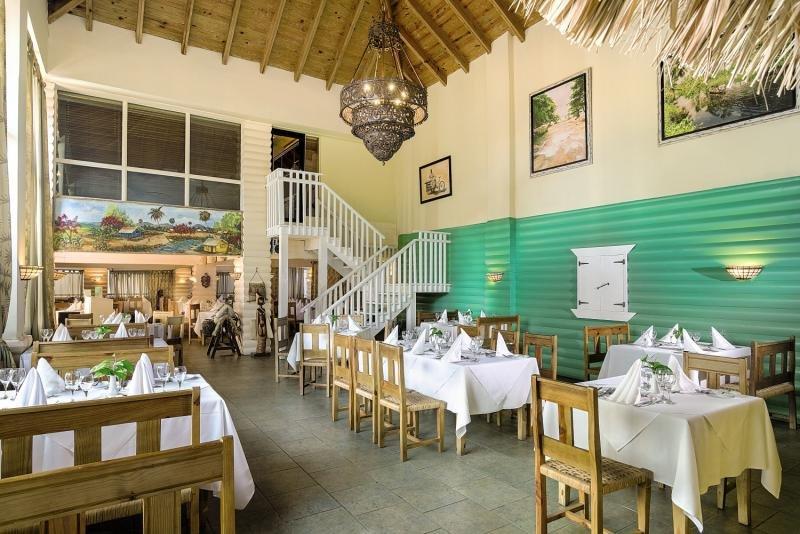 Occidental CaribeRestaurant