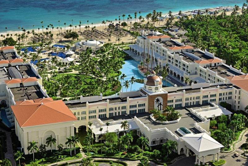 IBEROSTAR Grand Hotel Bavaro - ErwachsenenhotelAuߟenaufnahme