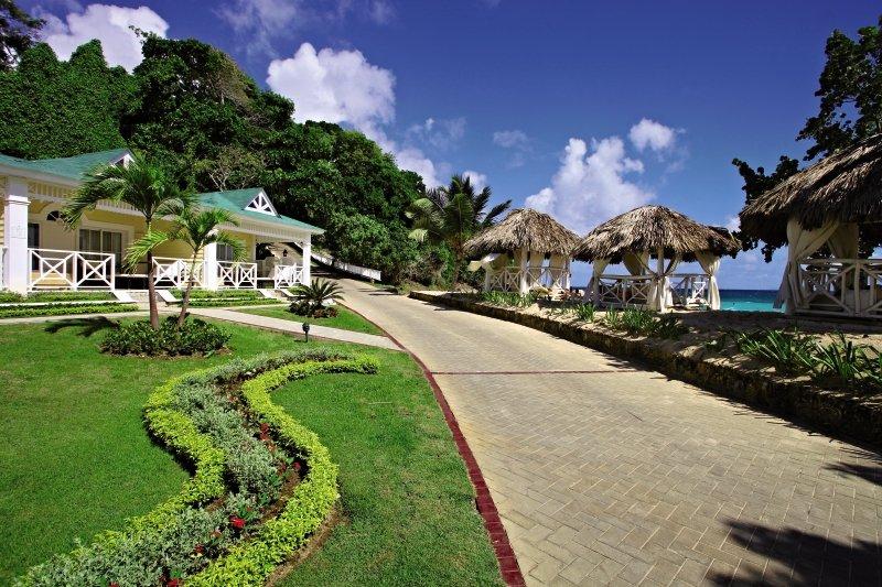 Luxury Bahia Principe Cayo Levantado - Erwachsenenhotel ab 18 JGarten