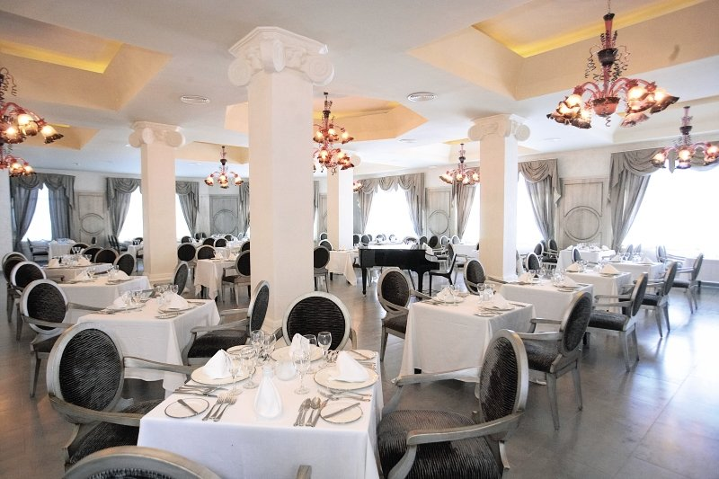 Majestic EleganceRestaurant