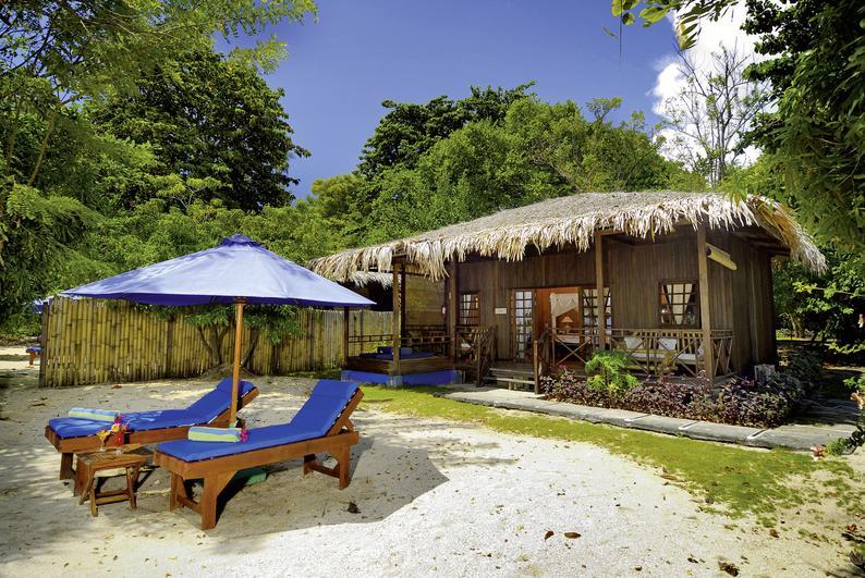 Siladen Resort & Spa Garten
