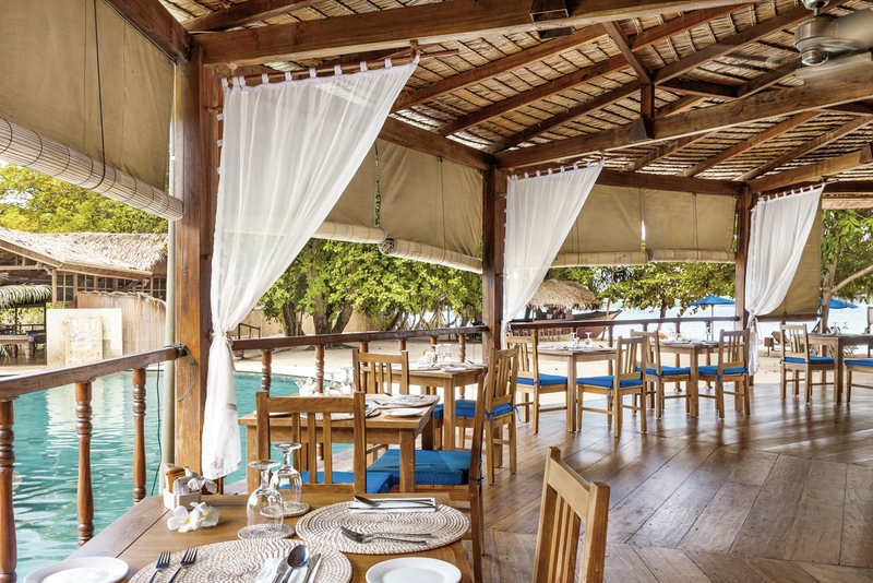 Siladen Resort & Spa Restaurant
