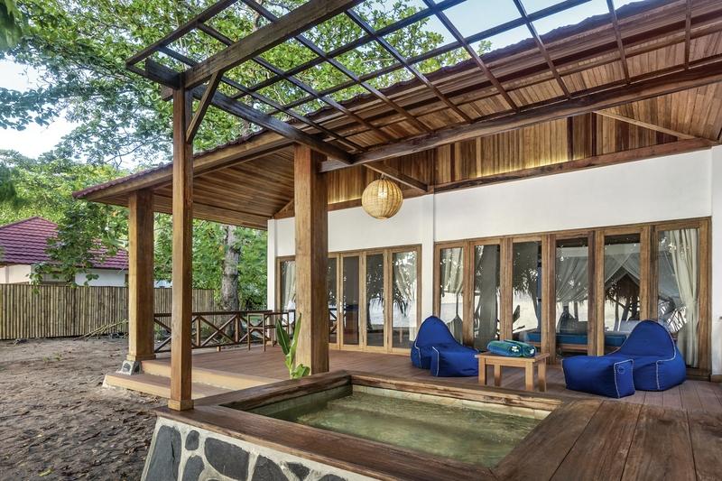 Siladen Resort & Spa Lounge/Empfang