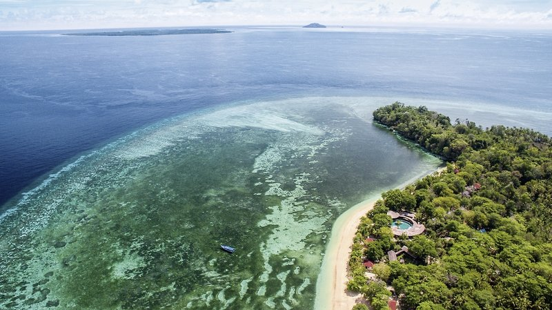 Siladen Resort & Spa Landschaft