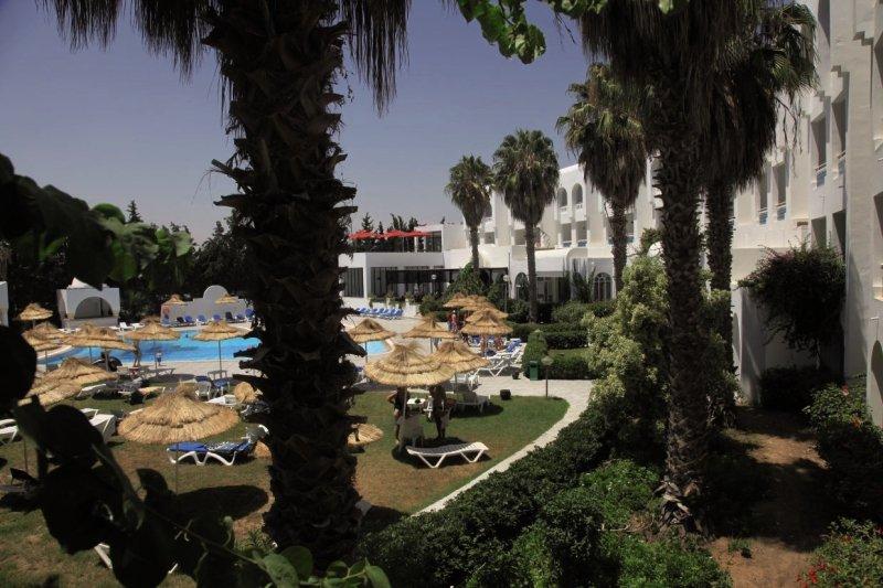 Menara Hammamet Garten