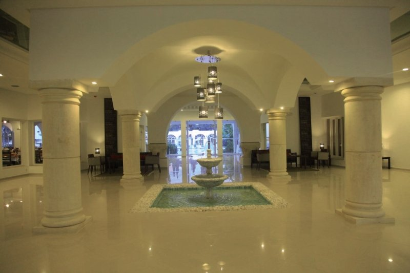 Menara Hammamet Lounge/Empfang