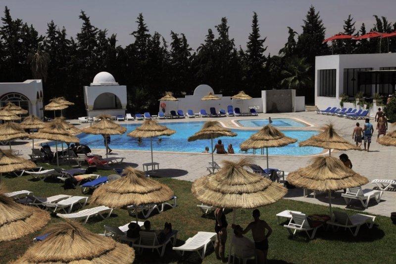 Menara Hammamet Pool
