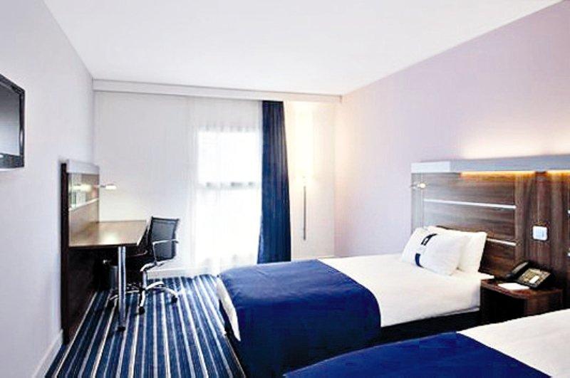 Holiday Inn Express Marseille Saint Charles Wohnbeispiel