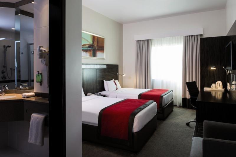 Holiday Inn Express Dubai Internet City Wohnbeispiel