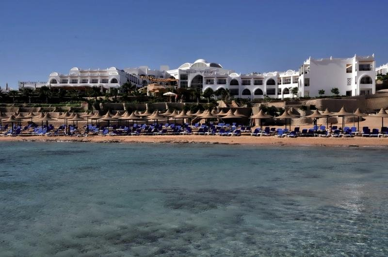 Pickalbatros Cyrene Grand Hotel & Spa Außenaufnahme