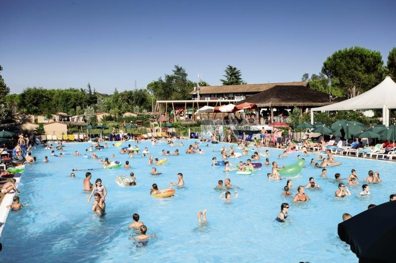 Camping Altomincio Family Park Pool