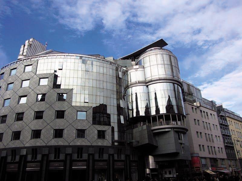 Do & Co Vienna Außenaufnahme