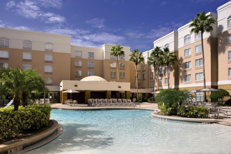 Springhill Suites Orlando Lake Buena Vista in Marriott Village Pool
