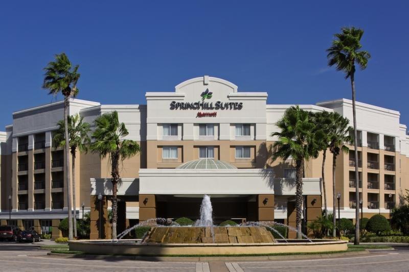 Springhill Suites Orlando Lake Buena Vista in Marriott Village Außenaufnahme