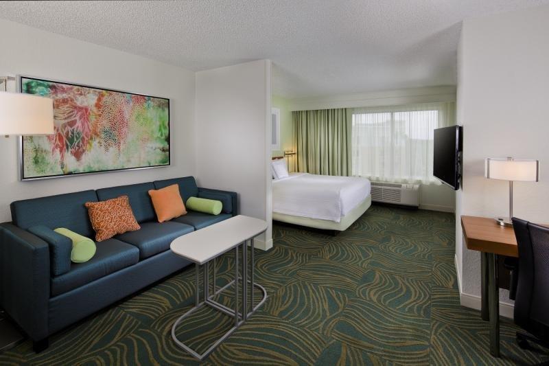 Springhill Suites Orlando Lake Buena Vista in Marriott Village Wohnbeispiel