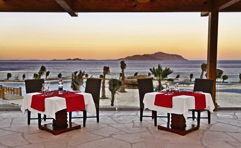 Pickalbatros Cyrene Grand Hotel & Spa Terrasse