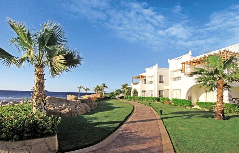 Pickalbatros Cyrene Grand Hotel & Spa Garten