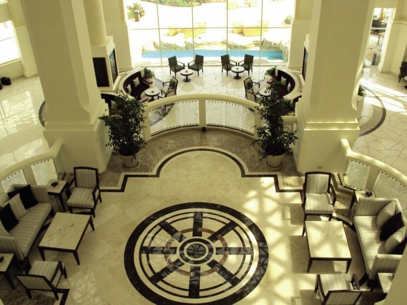 Pickalbatros Cyrene Grand Hotel & Spa Lounge/Empfang