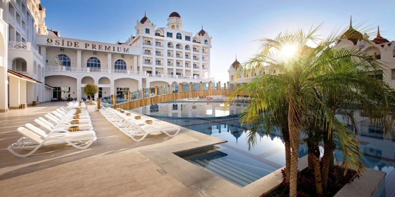 Oz Hotels - Side Premium Außenaufnahme