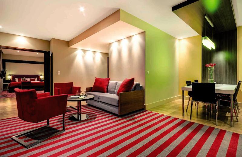 Mercure Warszawa Grand Lounge/Empfang