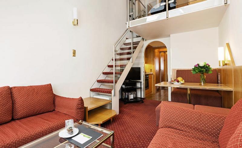 Derag Livinghotel Kaiser Franz Joseph Lounge/Empfang