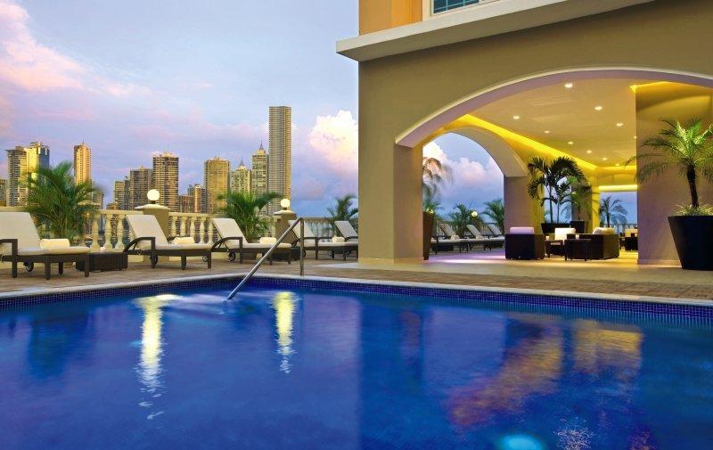 Le Meridien Panama Pool