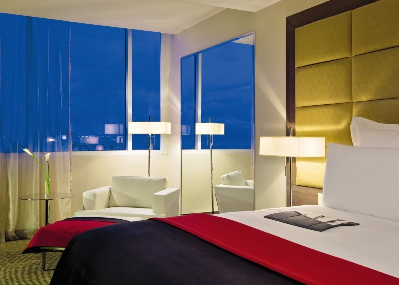 Le Meridien Panama Lounge/Empfang