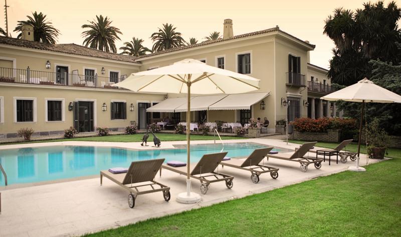 Villa Jerez Pool