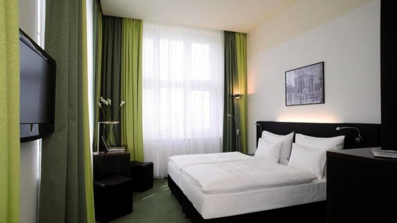 Rainers Hotel Vienna Wohnbeispiel