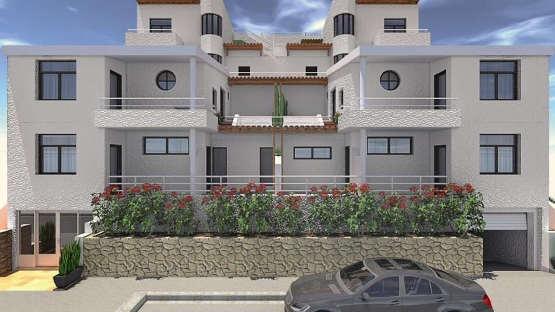 Casa Alberto Außenaufnahme