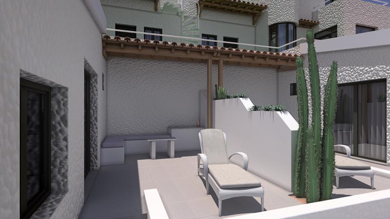 Casa Alberto Terrasse