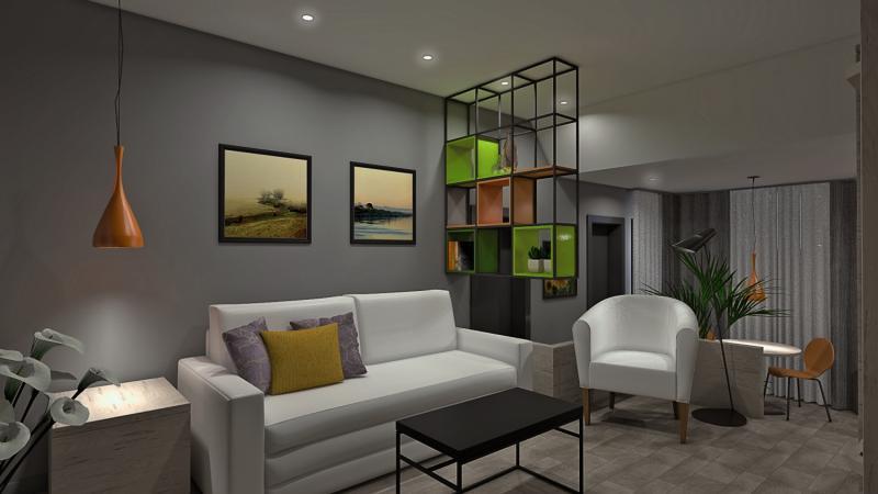 Casa Alberto Lounge/Empfang