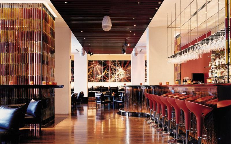 COMO Metropolitan Bangkok Lounge/Empfang