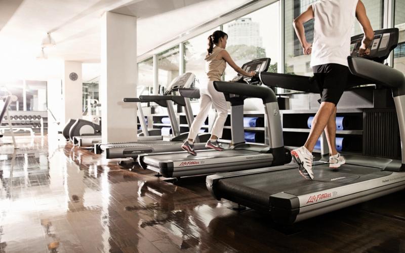COMO Metropolitan Bangkok Sport und Freizeit