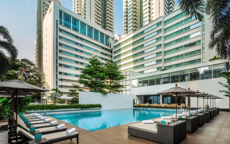 COMO Metropolitan Bangkok Pool