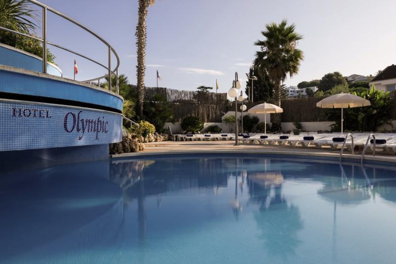 H TOP Olympic Pool