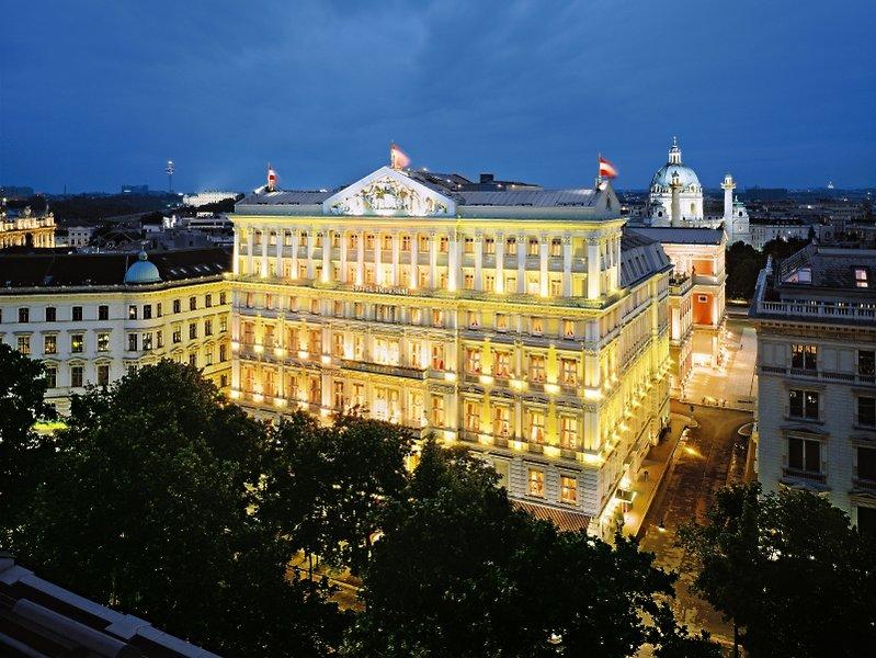 Imperial Wien Außenaufnahme