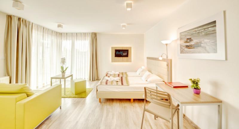Baltic Cliff Apartments Spa & Wellness Wohnbeispiel