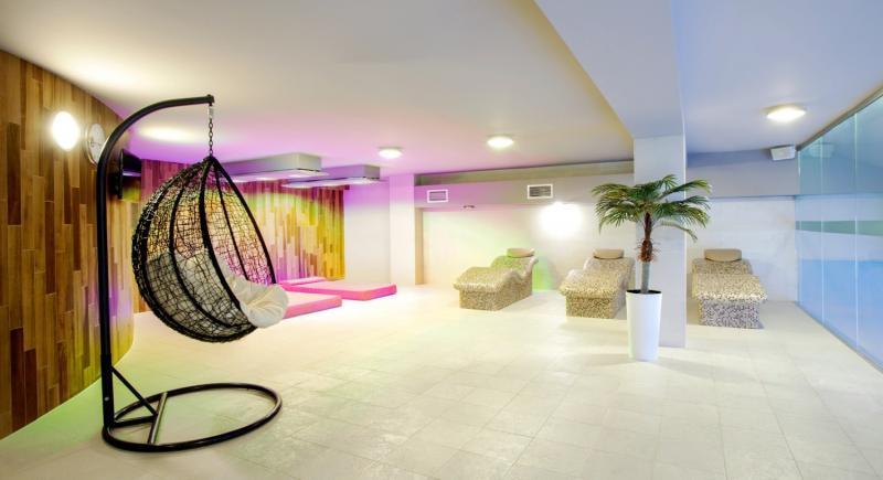 Baltic Cliff Apartments Spa & Wellness Wellness